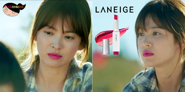 Laneige Two Tone Lip Bar Song Hye Kyo Descendants of the Sun
