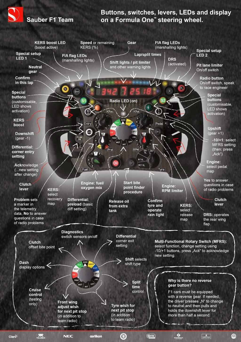 tamerlane 39 s thoughts 2013 f1 steering wheel. Black Bedroom Furniture Sets. Home Design Ideas