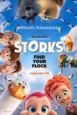 Sinopsis Film Storks 2016