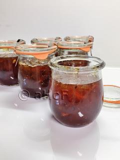 Rhubarb & Blood Orange Jam