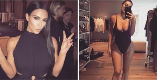 Kim Kardashian parle ENFIN chirurgie esthétique, et dévoile ses 2 dernières opérations