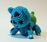 http://www.ravelry.com/patterns/library/bulbasaur-pattern-crochet-amigurumi-pdf
