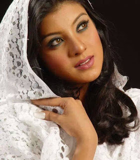 Sadia Islam Mou as a Muslim Girl