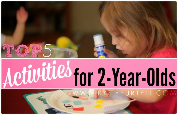 Top 5 Activities For 2 Year Olds Kylie Purtell Capturing Life