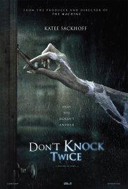 Đừng Gõ Cửa Hai Lần - Dont Knock Twice
