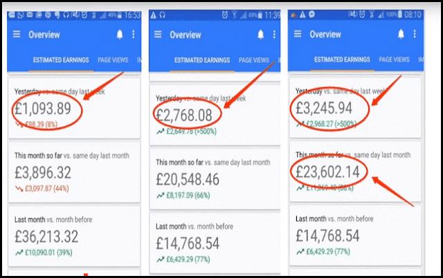 طريقة انشاء موقع اختصار الروابط بـ 0 دولار لربح ما لا يقل عن 1,000 دولار شهريا مع الاثبات