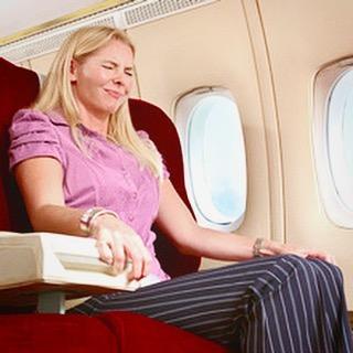 9. Aerophobia - Ketakutan terbang