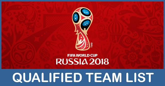FIFA World Cup 2018 Complete Tie Sheet In Nepal Standard Time