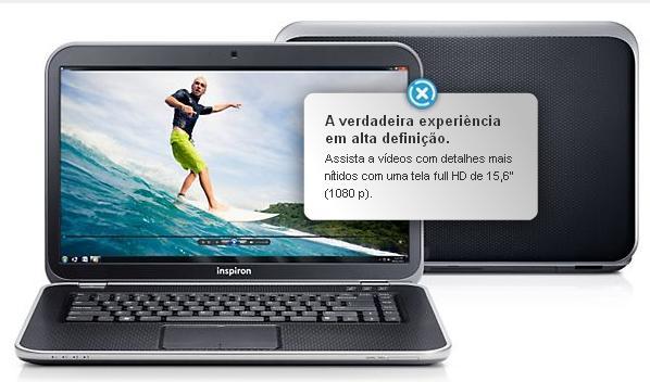 Notebook para jogos e 3D: Dell Inspiron 15R Special Edition (N5110)   Avaliação/Review