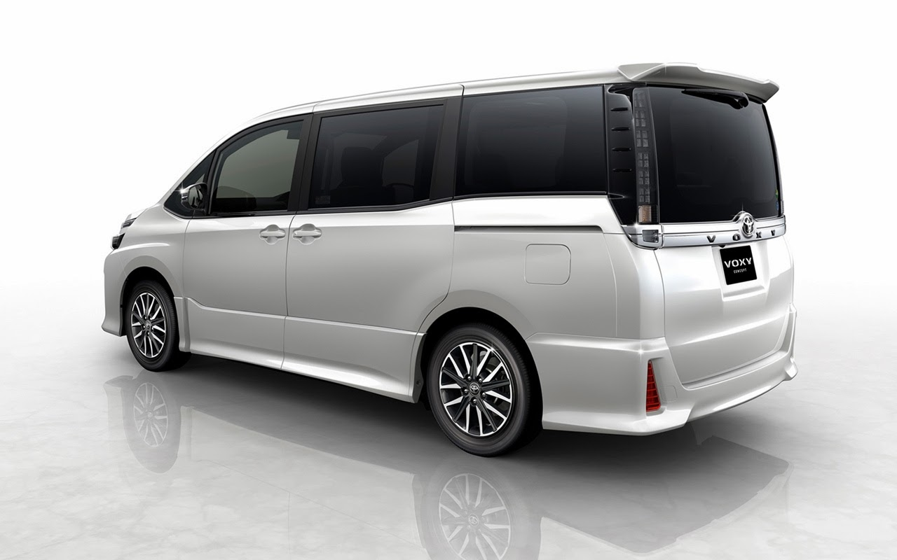 2013 Toyota Noah And Voxy Concepts