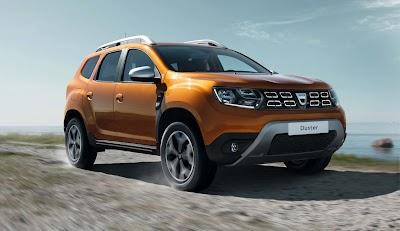 Πλήρης αναβάθμιση για το νέο Dacia Duster (+video)