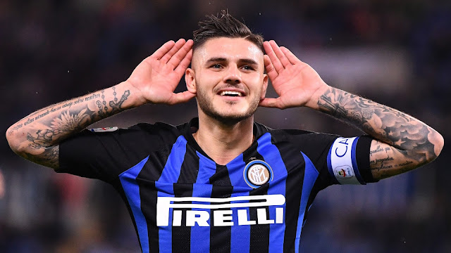 Inter Chief Zanetti Says Inter Captain Icardi Will Not Be Sold To Real Madrid