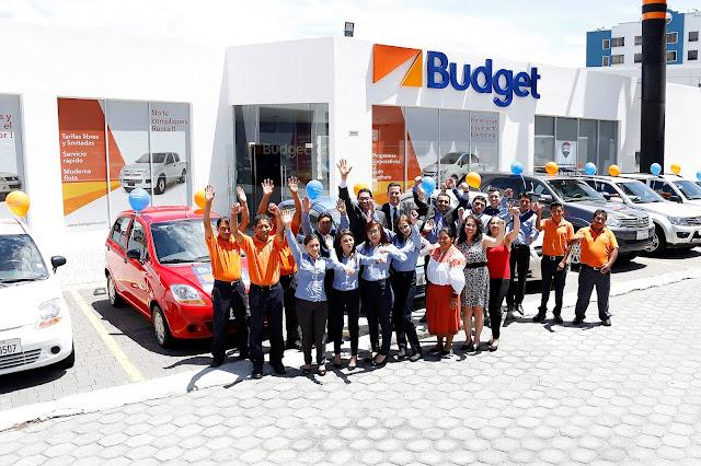 Budget Rent a Car Ecuador cumple 40 años de trayectoria en el país