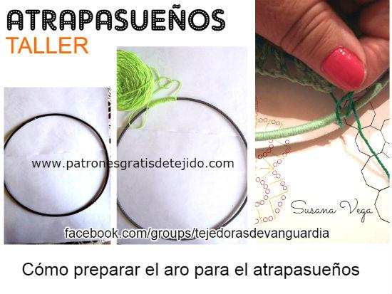 atrapasueños-crochet-diy