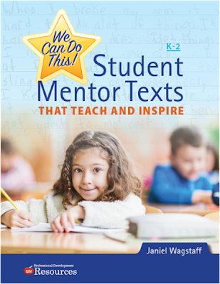 Blog Series on how to use the student writing at your fingertips as mentor texts to teach and inspire other writers.  The first post in the series details the benefits of using student writing as models and shares the use of one writer's sample to teach writing process (particularly revision).