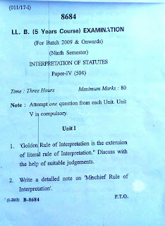 https://www.lawnotes4u.in/2018/10/previous-years-paper-interpretation-of-statutes-LL.B..html