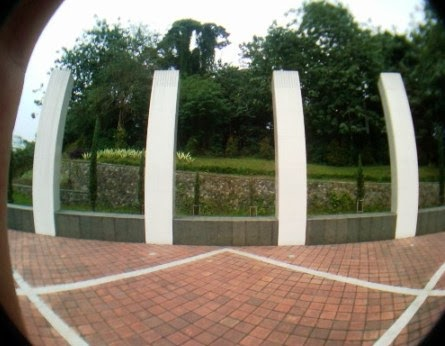 Hasil Jepretan Fish Eye