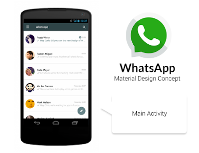 WhatsApp 2018 APK Free Download