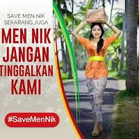 #SaveMenNik Menjadi Viral di Medsos, Apa itu #SaveMenNik