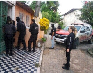 Pc prende oito suspeito de crime e apreende 2  adolescente em municípios de  AL