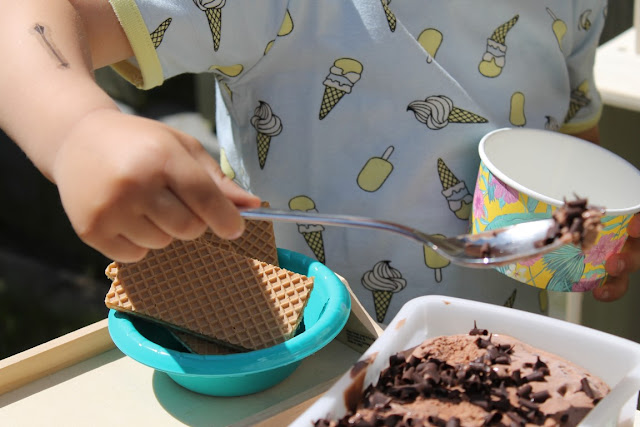Smafolk Summer DIY Icecream Party Summerparty Kids Jules kleines Freudenhaus