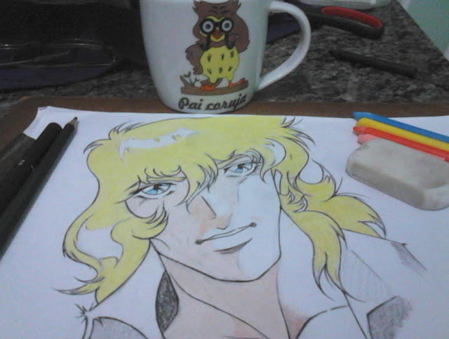 Versailles no Bara desenho mangá Riyoko Ikeda