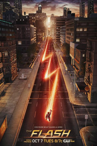 The Flash [Temporada 1] [2014] [DVDR] [NTSC] [Subitulado]