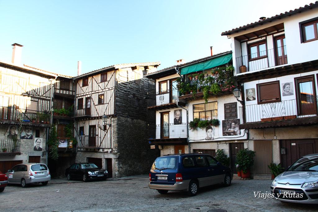 plaza de Mogarraz