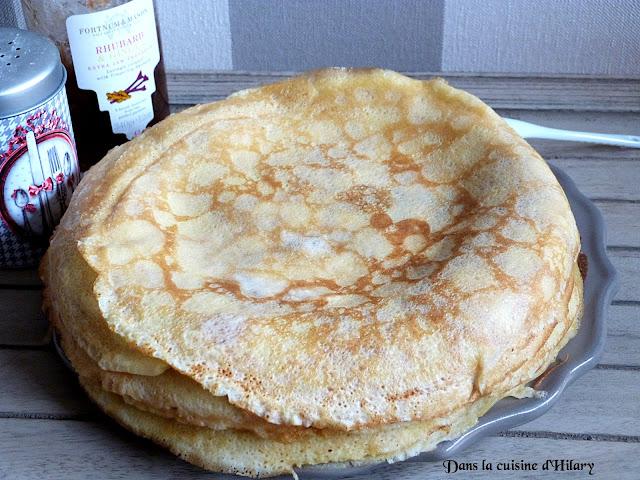 LA recette de crêpes parfaites par Christophe Michalak