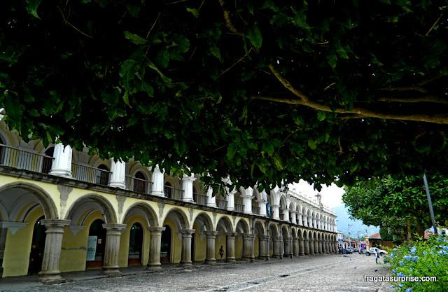 Palácio dos Capitães Gerais de Antigua Gautemala