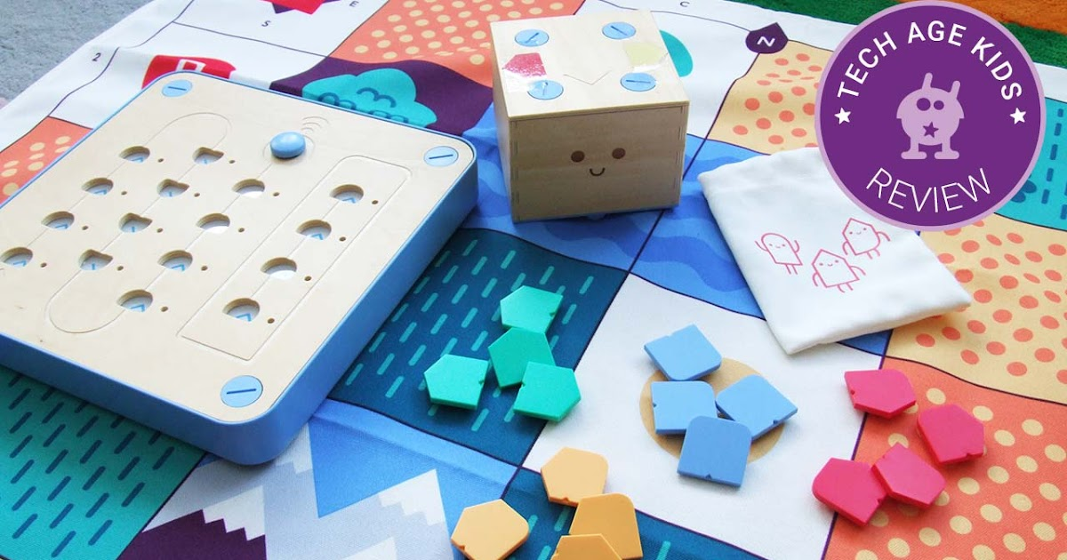 Cubetto The Wooden Coding Robot Review