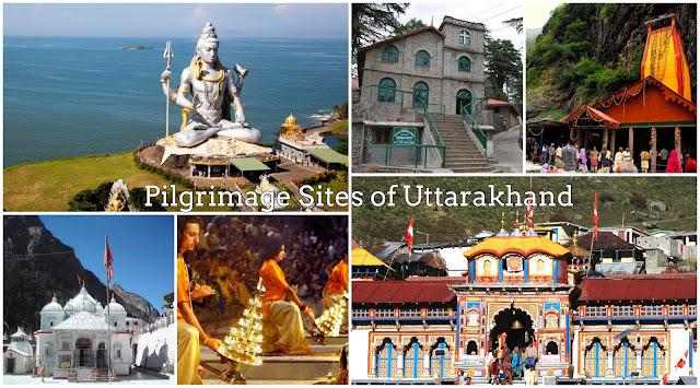 Pilgrimage Sites in Uttarakhand