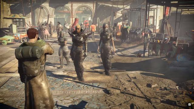 E3 2016: Bethesda Press Conference Roundup Fallout 4 nuka world