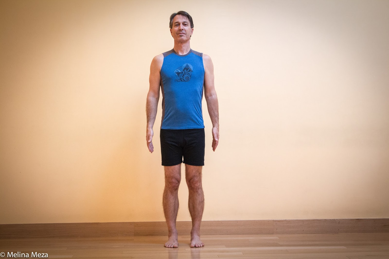 Featured Pose: Mountain Pose (Tadasana) | YOGA FOR HEALTHY ... Mountain Pose