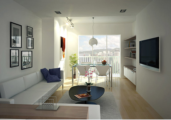 Dekorasi ruangan apartemen dekorasi apartemen Design apartemen interior desain apartemen
