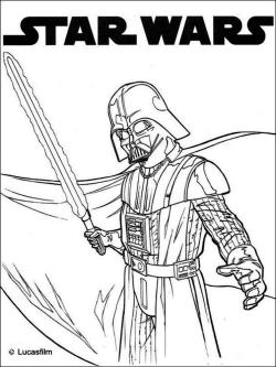 Pdf gratuits 40 coloriages star wars pdf - Star wars coloriage gratuit ...