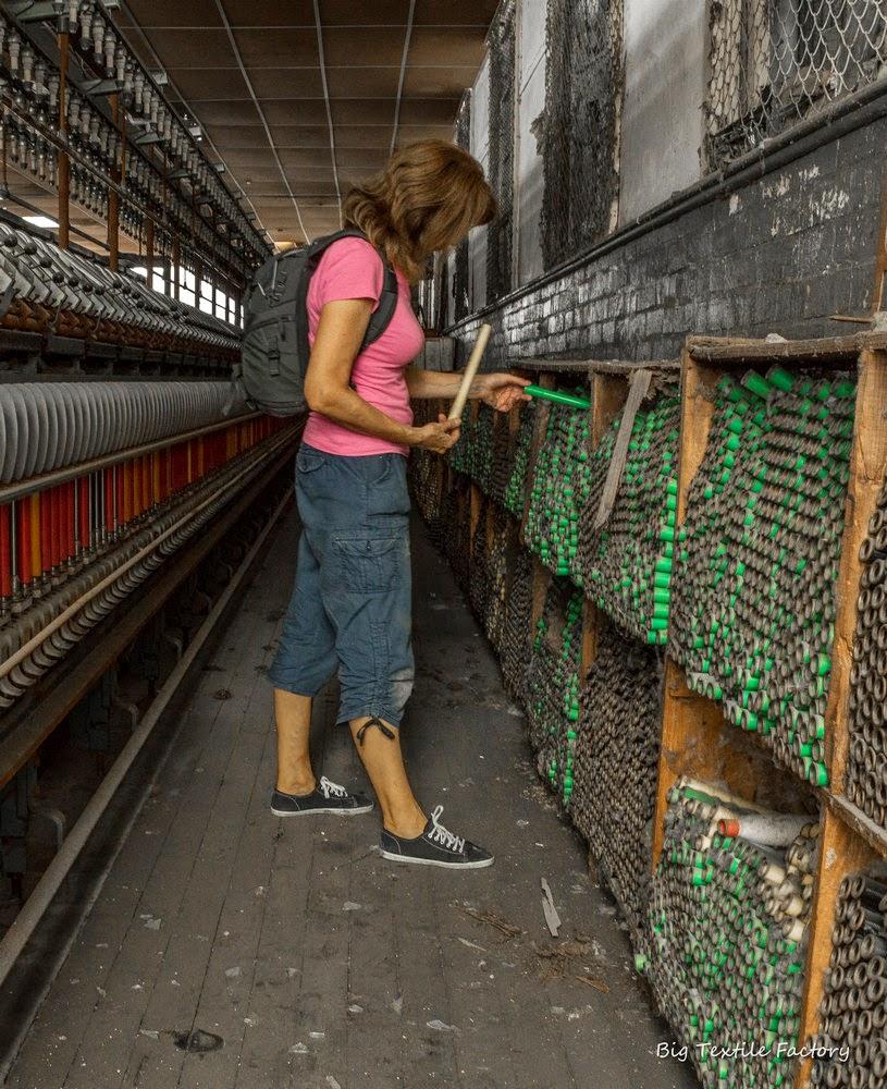 Brisbane Urbex: The Big Abandoned Textitle Factory