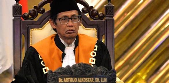 Tak Sepakat Usul Jokowi, Artidjo: Memprihatinkan Kalau Koruptor Nyalon Lagi