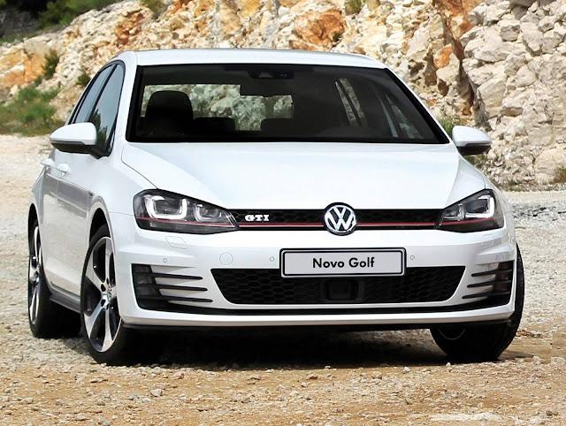 Volkswagen Golf Highline e GTI 2017 - preço