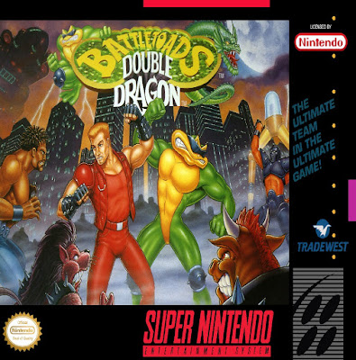 Rom de Battletoads & Double Dragon em Português - Super Nintendo Download
