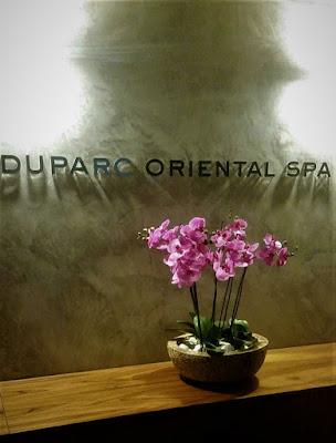 DUPARC oriental spa
