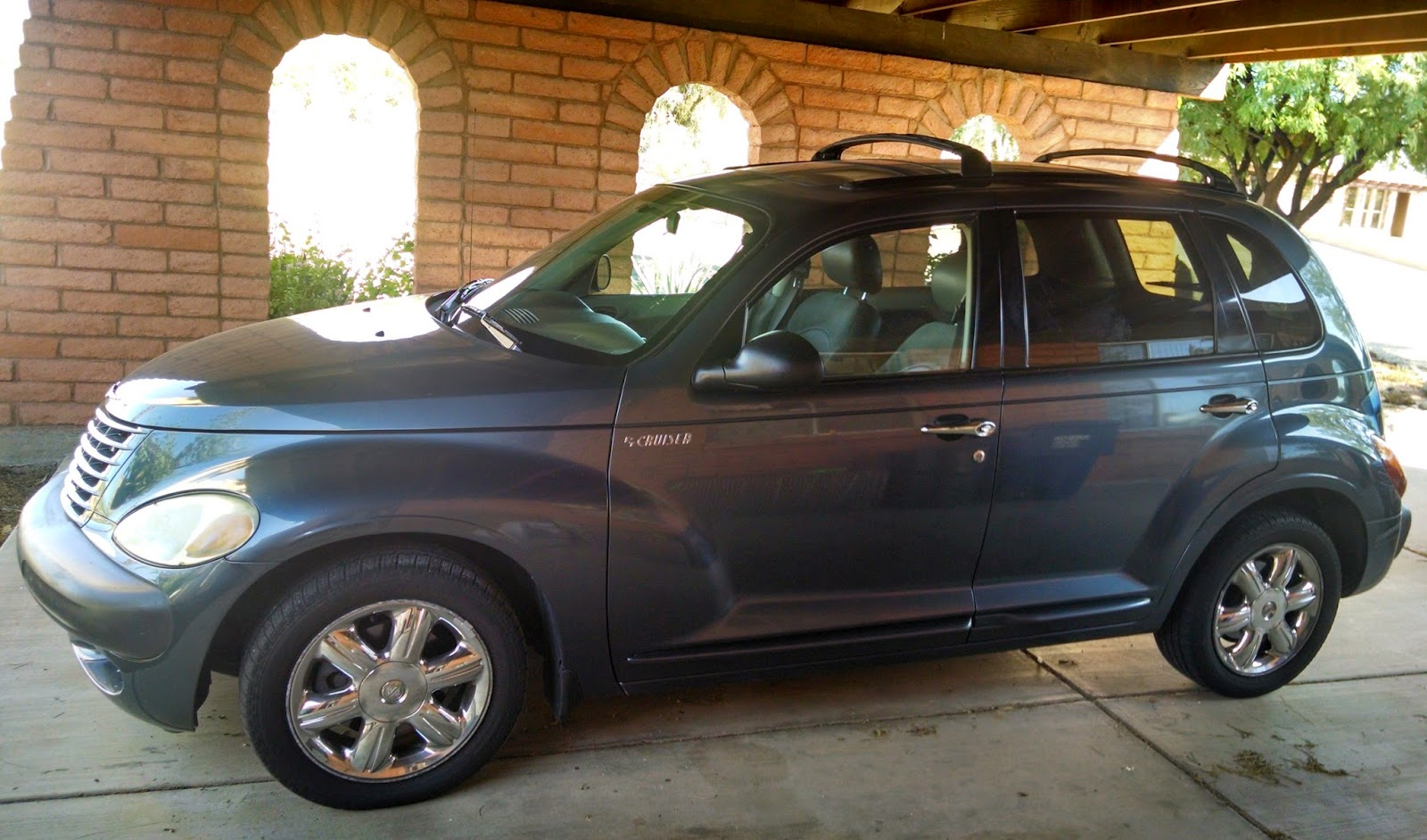 I Told Him Would Let Know By The End Of Day After Researching Car And Blue Book Value Decided To Go For It Pt Cruiser S