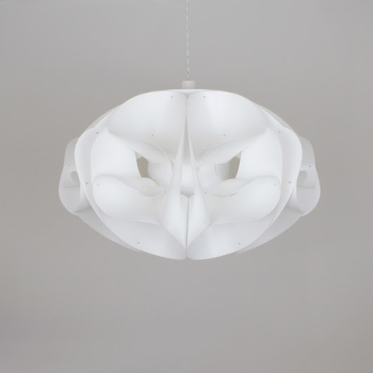 Win A Beautiful Papilion Lightshade from KaiGami.Com Worth £67