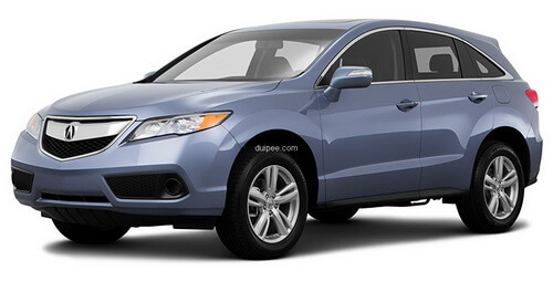 2015 Acura RDX Prices, Reviews and Pictures