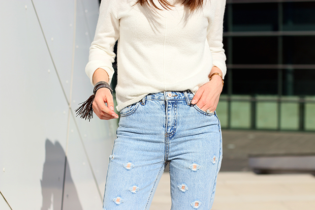 perfect mom jeans for spring summer