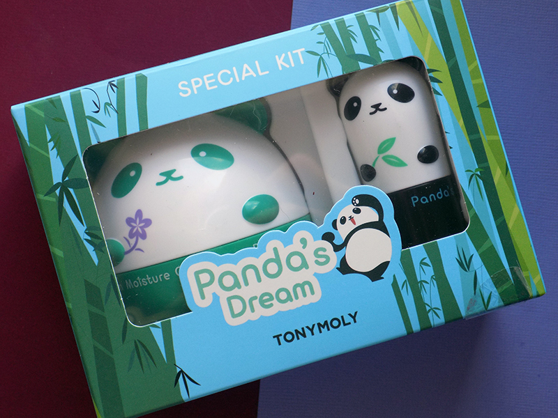 tony moly pandas dream