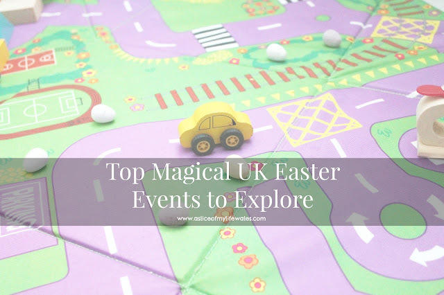 top easter events in the UK 2016