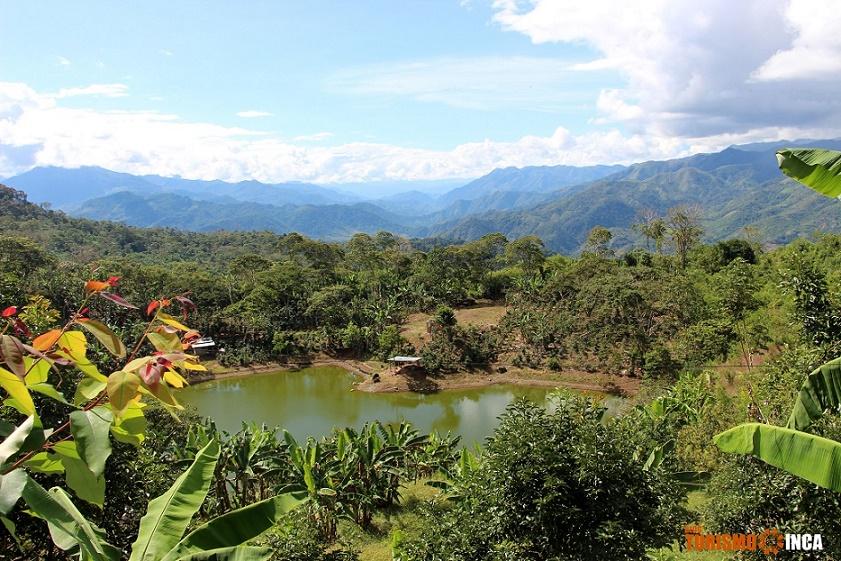 Chanchamayo qu encontrar en el coraz n de la selva for Construir laguna artificial