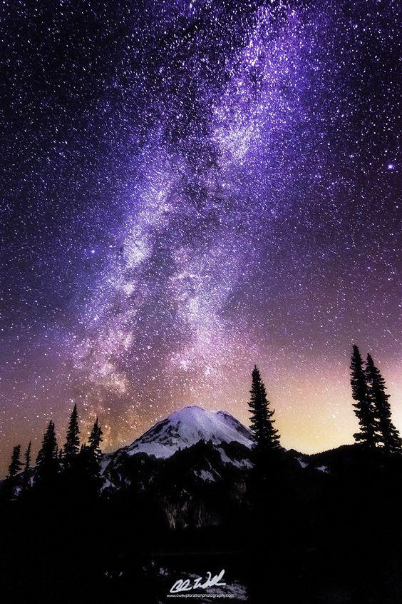 Gambar Awan dan Pemandangan Langit