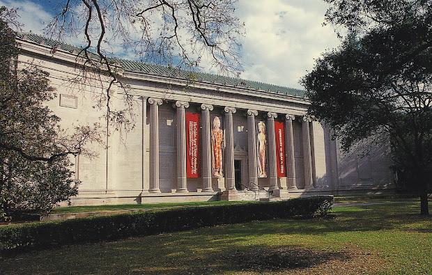 Houston Museum Fine Arts Paintings